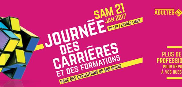 21/01/2017: Journée des Carrières et des Formation à Mulhouse
