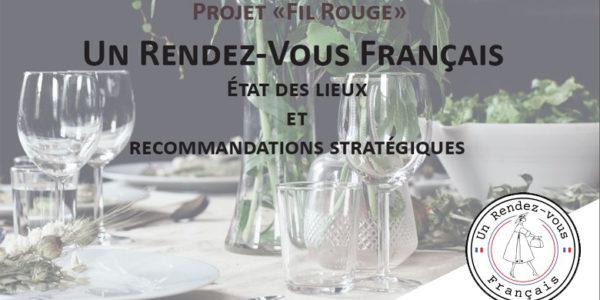 30 mars 2017: Soutenance du projet Fil Rouge