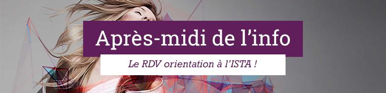 Après-Midi de l'Info : choix orientation métier textile ISTA