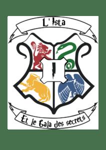 Logo du GALA ISTA : le GALA des Secrêts