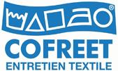 Logo COFREET : Comité Français pour l'Etiquetage et l'Entretien des Textiles
