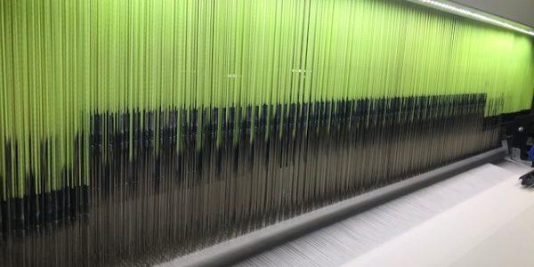 Les irréductibles tisserands français: visites des entreprise Garnier Thiebaut et Tissage de la Mouline