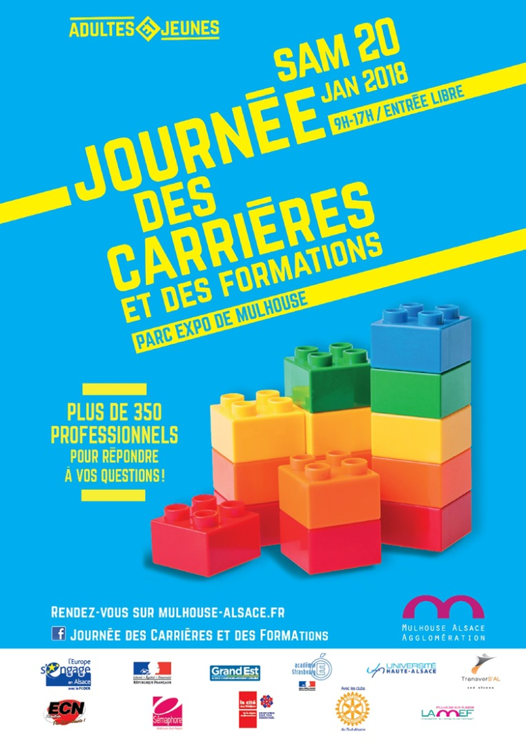 Journee Carrieres Formations Mulhouse 2018