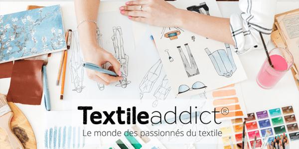 TextileAddict.me, une communauté textile collaborative