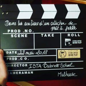 """L'ISTA remporte le Clap d'Or dans la catégorie """"Distribution"""""""