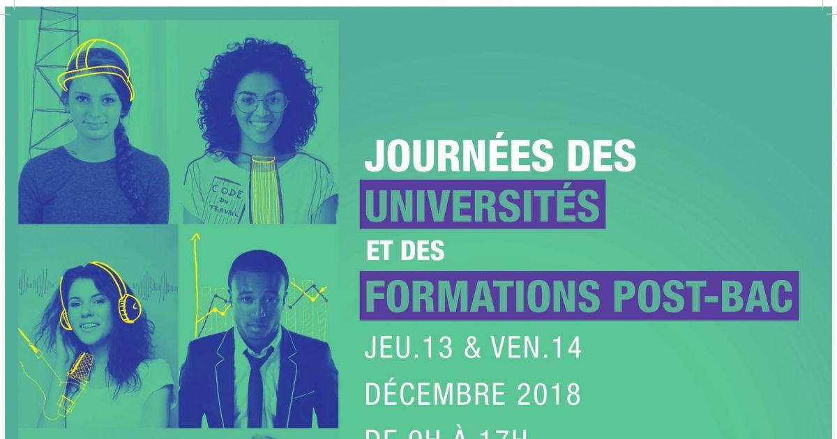 journées des universités strabsourg 13 et 14 décembre 2018 - ISTA