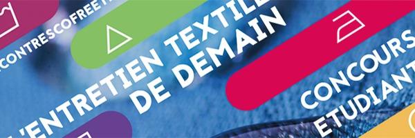 Les étudiants ISTA participent au Concours Etudiants du COFREET et imaginent le futur de l'entretien textile!