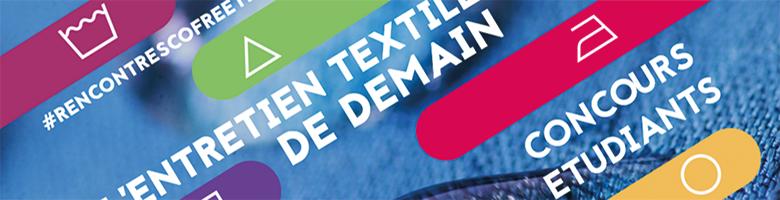 Concours Etudiant COFREET : imaginer le futur de l'entretien textile - ISTA