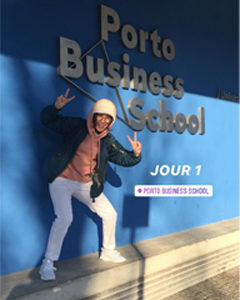 La 31ème promotion ISTA atterrit à la Porto Business School !