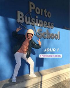 La 31ème promotion ISTA atterrit à la Porto Business School!