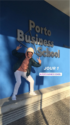 Study Abroad Porto Business School ISTA 2019