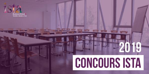 Concours ISTA 2019: dernières semaines pour s'inscrire aux sessions principales!