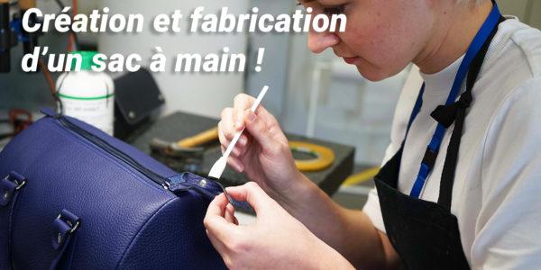 [Témoignage] Création & fabrication d'un sac à main à l'ISTA