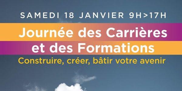 L'ISTA présent à la Journée des Carrières 2020 à Mulhouse